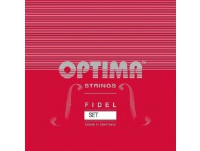 Optima Strings For Fiddle Steel F4