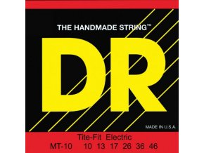 """DR E TITE MT-10 Medium Tite TITE FIT 010""""/046"""""""
